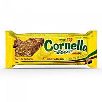 [해외]AMIX Cornella Crunchy Muesli 50gr x 25 Bars Banana / Chocolate