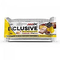 [해외]AMIX Exclusive Protein 40gr x 24 Bars Banana / Chocolate