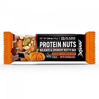 [해외]AMIX Protein Nuts 40gr x 25 Bars Almond / Pumpkin