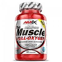 [해외]AMIX Muscle Full Oxygen 60 Caps Neutral