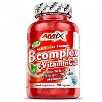 [해외]AMIX B-Complex 90 Tabs Neutral
