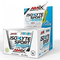 [해외]AMIX Isolyte 스포츠 Drink 30gr x 20 Units Lime / Lemon