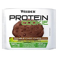 [해외]W아이더 Vegan Protein Cookie 90gr Double Chocolate Chips