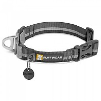 [해외]러프웨어 Web Reaction Collar 4137496510 Granite Gray