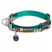 [해외]러프웨어 Web Reaction Collar 4137496513 Seafoam