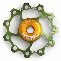 [해외]KCNC Jockey Wheel 13D Green