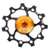 [해외]KCNC Jockey Wheel 스램 X Sync 롱 티th 12D Black