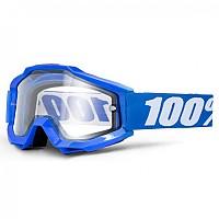 [해외]100% Accuri Enduro Goggle Reflex Blue