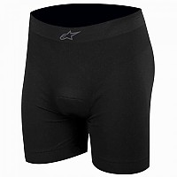[해외]알파인스타 MTB 테크 숏s Underwear Black