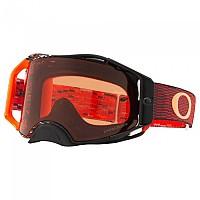 [해외]오클리 에어brake MX Equalizer Red Orange