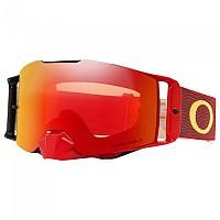 [해외]오클리 Front 라인 MX Equalizer Red Yellow