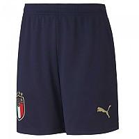 [해외]푸마 FIGC Italia Home/Away 2020 Junior Peacoat / Puma Team Gold