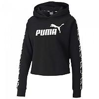 [해외]푸마 Amplified 크롭 TR Puma Black