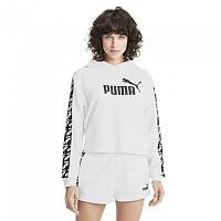 [해외]푸마 Amplified 크롭 TR Puma White