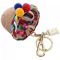 [해외]돌체앤가바나 Women Basquet Keyholder Beige