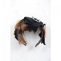 [해외]돌체앤가바나 732149/Bangs Headband Black