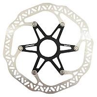 [해외]JAGWIRE Pro LR1 라이트웨이트 Disc Brake Rotor Centerlock Silver
