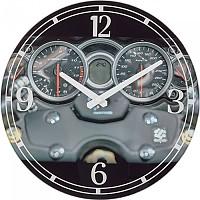 [해외]POLO Cockpit Wall Clock Multicolour
