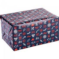 [해외]POLO Wrapping 페이퍼 70x200 cm Blue / Red / White
