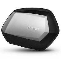 [해외]샤드 Side Case SH35 Right&Left Premium Set 9137530603 Aluminium / Black