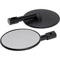 [해외]POLO Handlebar End Mirror Pair 10 9136433802 Black