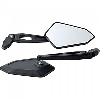 [해외]POLO Handlebar Mounted Mirror 04 9136433803 Matt Black