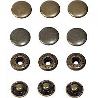 [해외]POLO Push 버튼 15 mm 3 Units Brass