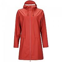 [해외]RAINS W Coat Scarlet