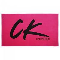 [해외]캘빈클라인 언더웨어 Logo Towel 137562408 Pink Glo