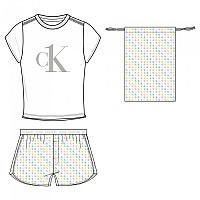 [해외]캘빈클라인 언더웨어 One Mini Ck1 Logo / Pride / White