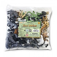[해외]SAFARI LTD Zoo Babies Bulk Bag 4137555265 Multicolor