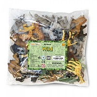 [해외]SAFARI LTD Wild Bulk Bag 4137555269 Multicolor