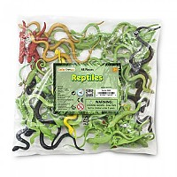 [해외]SAFARI LTD Reptiles Bulk Bag 4137555299 Multicolor