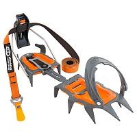 [해외]클라이밍테크놀로지 Nuptse Evo Semi Automatic 4136489727 Orange / Grey