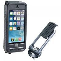 [해외]토픽 Waterproof 라이드케이스 iPhone 5/5S/SE 위드 Battery 3150 mAh Black / Grey