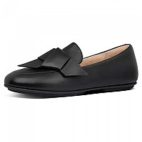 [해외]핏플랍 Lena Knot Loafers Black