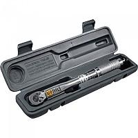 [해외]HI Q TOOLS Torque Wrench 6.3 mm 5-25Nm 137515550 Silver / Black