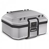 [해외]샤드 Top Case TR37 Terra 9137564535 Aluminium / Black