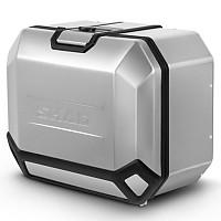 [해외]샤드 Right Side Case TR47 Terra 9137564537 Aluminium / Black