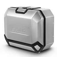 [해외]샤드 Left Side Case TR36 Terra 9137564538 Aluminium / Black