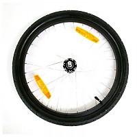 [해외]BURLEY Alloy Wheel Push Button Axle For D´Lite/Encore/Bee/Honey Bee 137499528 Black