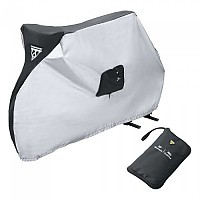 [해외]토픽 Nylon Bike Cover 1137556303 Black / Silver