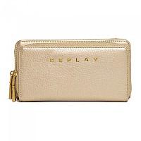 [해외]리플레이 FW5213 Wallet Gold