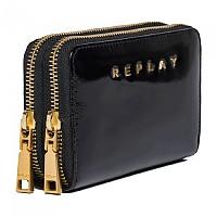 [해외]리플레이 FW5216 Wallet Black