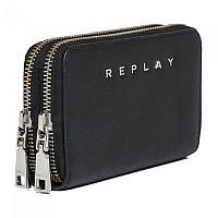 [해외]리플레이 FW5218 Wallet Black