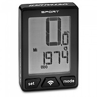 [해외]스페셜라이즈드 SpeedZone Sport Double Wireless ANT+ 1137578796 Black