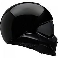 [해외]BELL Broozer Convertible Helmet 9137569434 Gloss Black