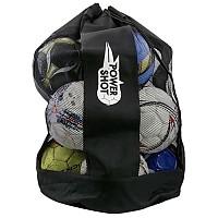 [해외]POWERSHOT Up To 6 Balls Bag 3137564860 Black