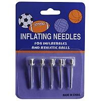 [해외]POWERSHOT Ball Pump Needles Chrome