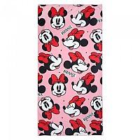[해외]CERDA GROUP Polyester Minnie Towel Pink